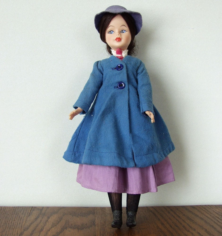 1960s Mary Poppins Doll By Horsman