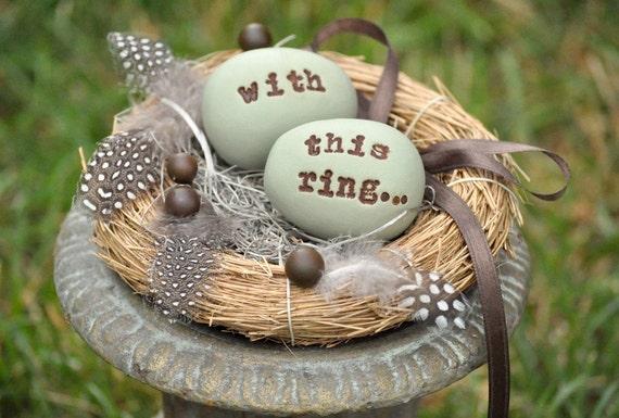 Ring bearers nest