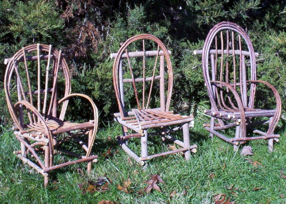 willow furniture plans