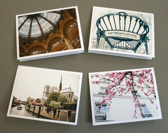 Any (4) Photo Notecards