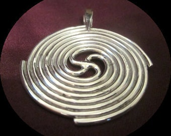 Universal Symbol pendant