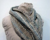 Hand Woven Twill Scarf