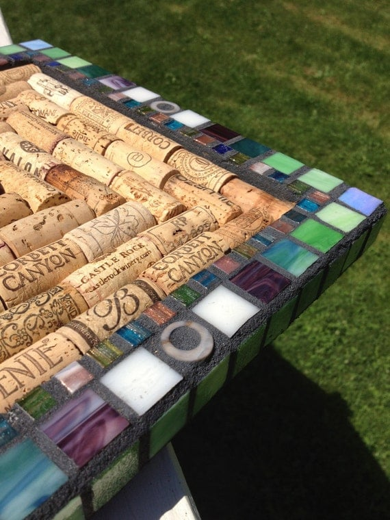 Ready to Ship Wine Cork Trivet