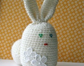 Amigurumi toy pattern Crochet winter bunny pattern Amigurumi bunny doll patterns (96)