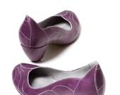 Beatrix Pump Purple