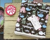 Whales & Such Quilted Blanket