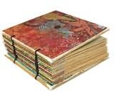 Flapper GIrl Small Coptic Journal