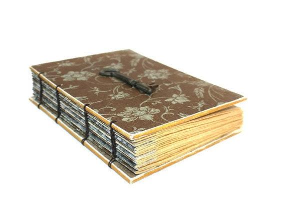 Beautiful Journal with Vintage Skeleton Key