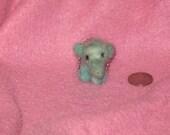 Olive The Elephant Keychain