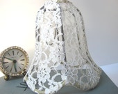 RESERVED FOR JANE Antique Lampshade Lace from AllieEtCie