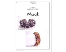 Beading pattern Bracelet MOSAIK - PDF-DOWNLOAD