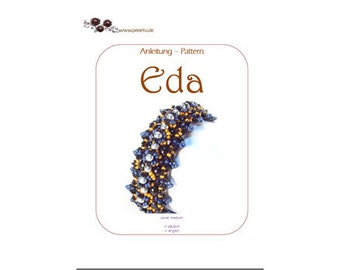 Beading pattern Bracelet EDA PDF-Download
