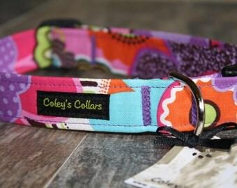 "Dog Collar ""The Mod Garden"""