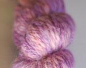 Handspun Alpaca Yarn - 4 oz. - approx. 175 yds.