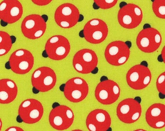 Oops A Daisy Ladybugs  for Moda
