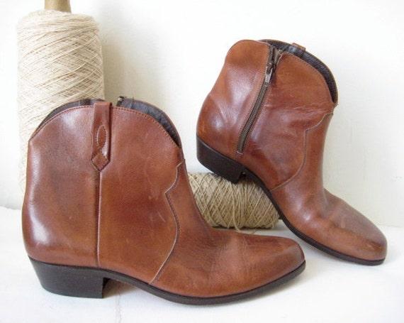 Vintage Florsheim boots 8 mens/unisex