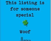 Special listing for Hilary
