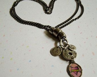 Cross my Heart - Necklace