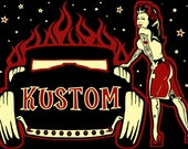 Kustom Listing for Jesse of Hot Tomato Pin-Up Academy