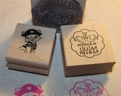 Custom Rubber Stamp for Business