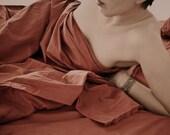 I want a love like my bed.. - 5x7 fine art print