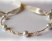White dream bracelet