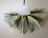 Newborn Tutu Baby Bee Fairy