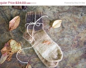 on sale Autumn very soft cozy hand knitted socks for women black friday cyber monday