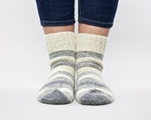 SALE 20 %Unisex  hand knitted Sock's