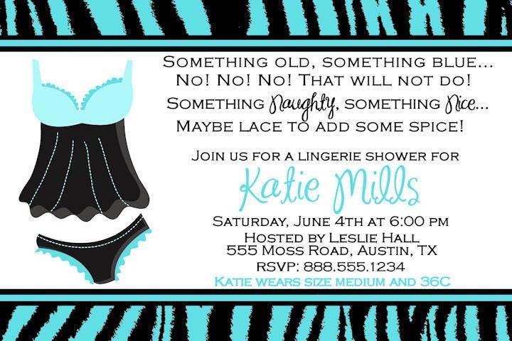 Cute Bridal Shower Invitation Wording as amazing invitation design