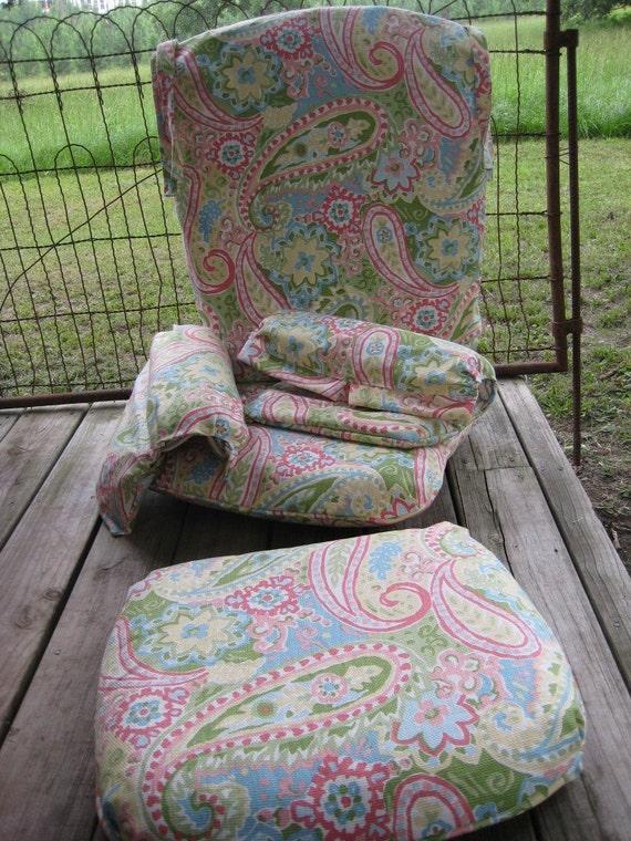 Slipcovers For Your Nursery Glider Cushions Custom Glider