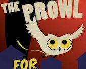 "Careless Owls - 11x17"" Poster Print"