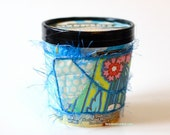 Eco Friendly Reusable Ice Cream PInt Cozy - Spring never tasted so good