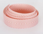 Chevron Ribbon - Pink