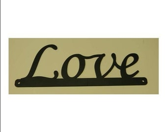 Inspirational Words - Love Sign