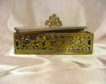 Antique Pencil box