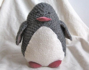 Penguin - organic penguin - soft and chubby