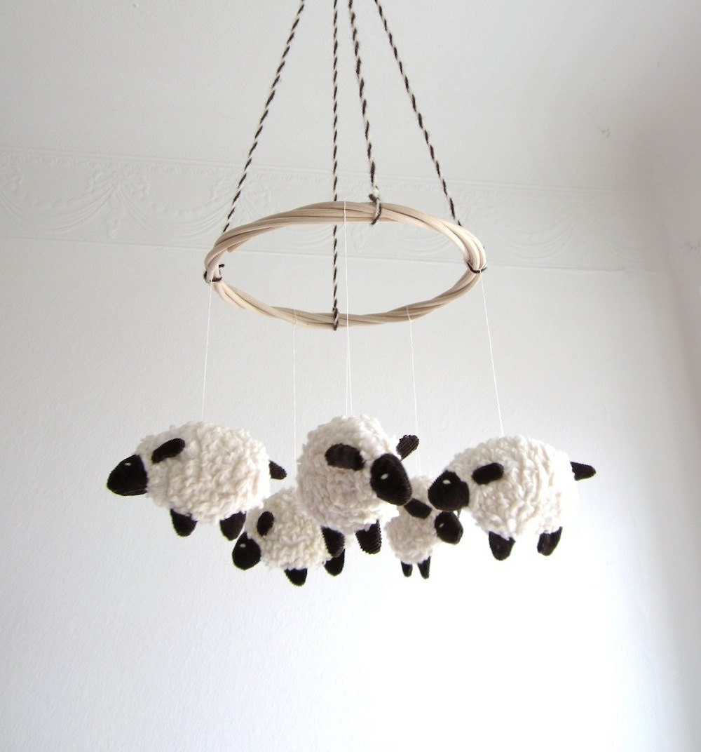Baby Lamb Nursery Decor