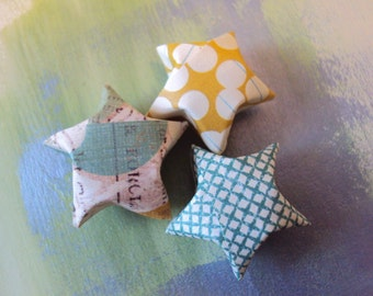 Flora and Fauna's Little Bag of Wishing Stars