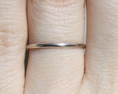 Dainty Sterling Silver Stack Ring