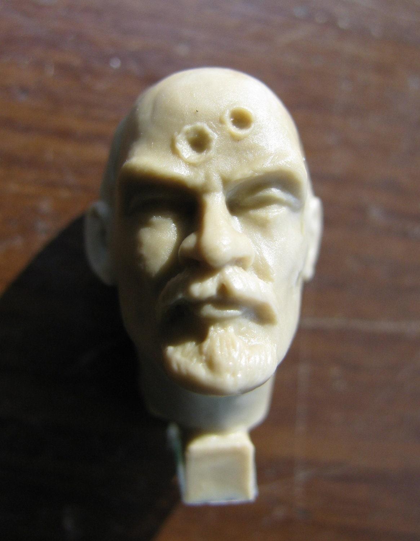 Vintage Lenin Statue model kit 1/35 scale resin plastic kits