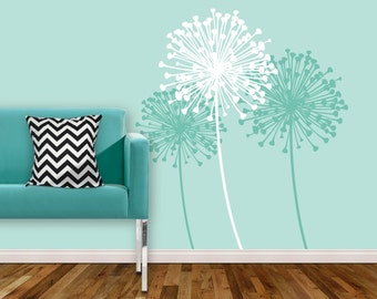 Dandelion by KathWren - Vinyl Wall Decal
