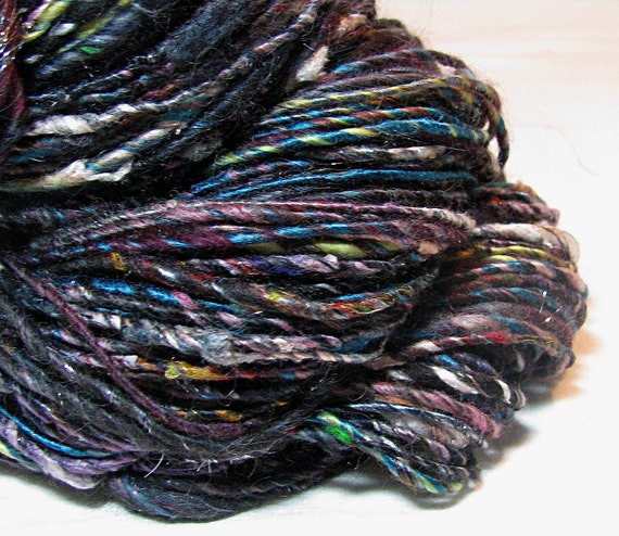 Handspun Art Yarn Sheeping Beauties 'Bedwyr'
