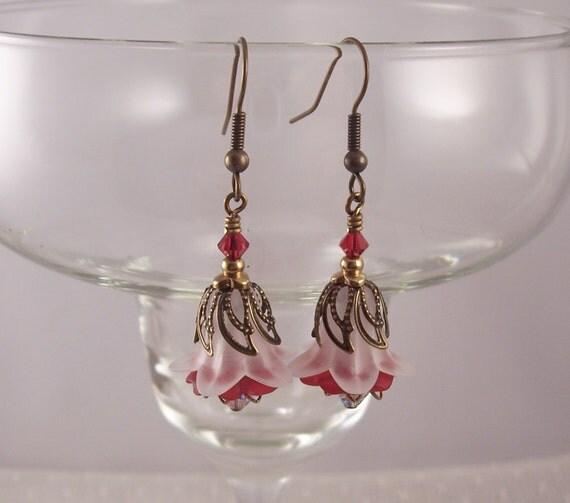 Victorian Valentine Earrings