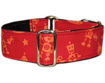 Red Alien Martingale