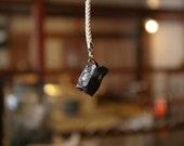 Japanese Iron Jewelry NETSUKE accessories owl Japan