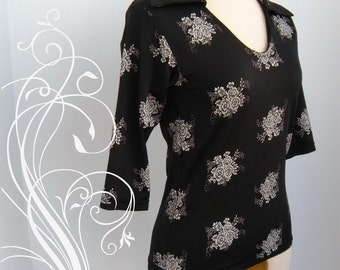 Stretchy Charming  Top Blouse