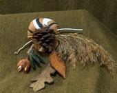 Pixie Hairpin