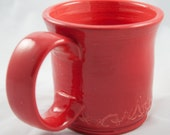 Red Hot Mug