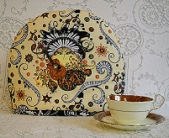 Tea Cozy Psychedelic Keyboards Guitars and FREE RECIPES